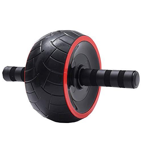 T-ara Abdominal Rad Anti-Rutsch-Reifen Hautrolle Bauch Rad Mute Einrad Bauch-Übung Fitness-Übung Bauchmuskelrolle Abdominal Rad, Muskeltrainingsgerät hohe Qualität