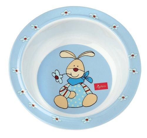 sigikid 23801 - Melamin-Schüssel Semmel Bunny