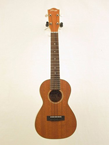 Stagg UC80-S Concert Ukulele with Solid Mahogany A Top