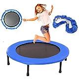 XTDGN 2 PCS 40-Zoll-Fitness-Trampolin-Rock, Frühling Abdeckung für kleine Trampoline, PVC-Material...