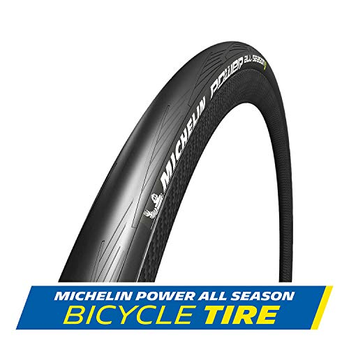 Michelin Power All Season Tire 700x25mm Black by Michelin