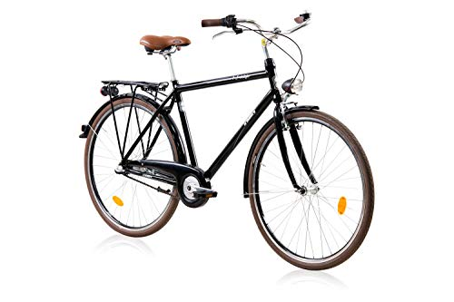 tretwerk DIREKT gute Räder City Explorer 28 Zoll Citybike, Herren-Fahrrad 3-Gang Nabenschaltung
