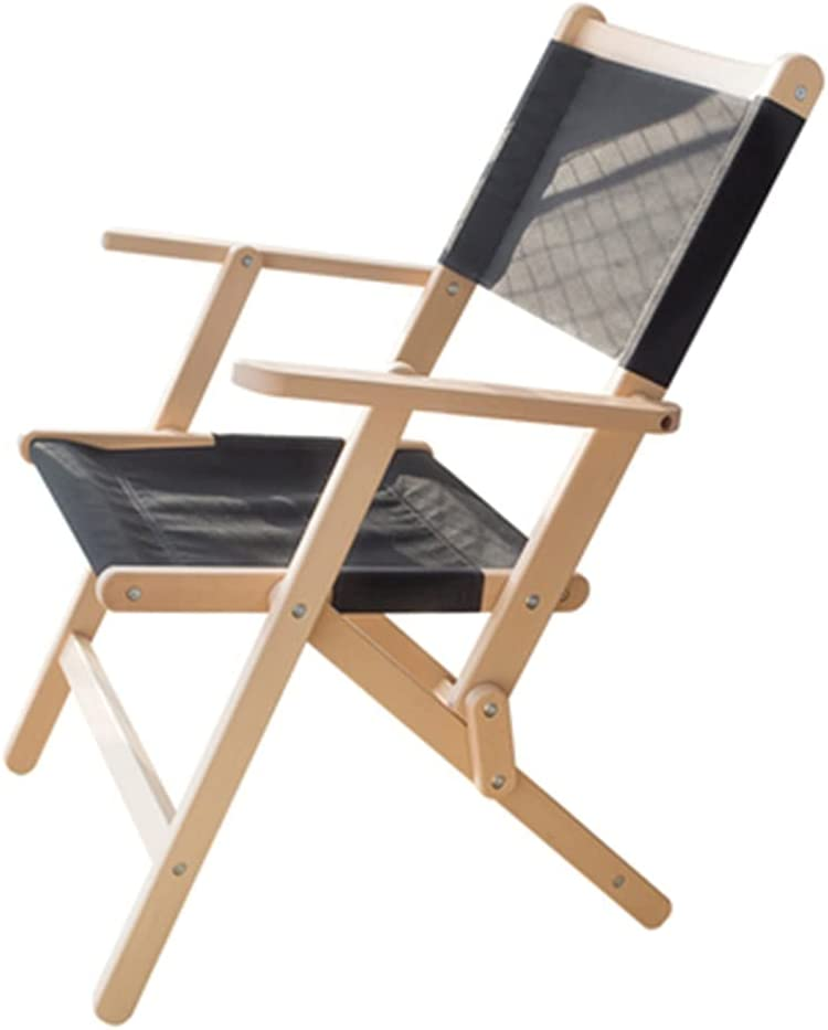 Folding Chair Solid Wood an Multi-Functional Portable Material Special sale item Max 69% OFF