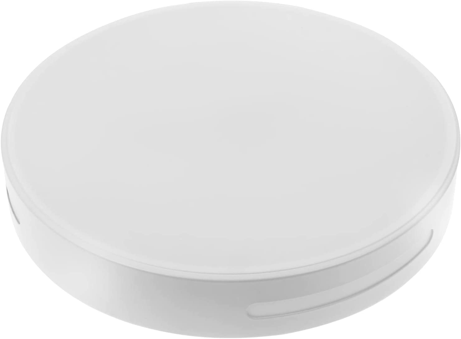 Uonlytech LED Flush Mount Ceiling Max 46% OFF store Roun with Light Control Remote