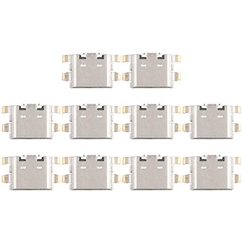 RANJINPAT RAJÍN Conector de Puerto de Carga de 10 PCS For Meizu Meilan Note