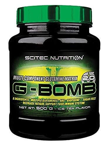 Scitec Nutrition Amino G-Bomb 2.0, Ice Tea, 500g