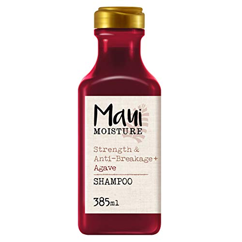 Maui Moisture, Champú Fuerza Anti Quiebre, Néctar de Agave, 385 ml