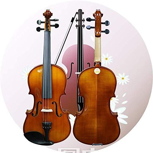 WYKDL Violine Super-Kit beinhaltet Fall Bow Ersatz Strings Digitaltuner Notenständer & Schulterstütze (Size : 1/4)