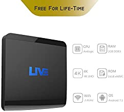 Arabic Live IPTV Box Mini International Receiver with 1500+ Global Channels from Asian American Europe Brazil India CA No Monthly / Yearly Subscription Fee 4K WiFi Ethernet Supported