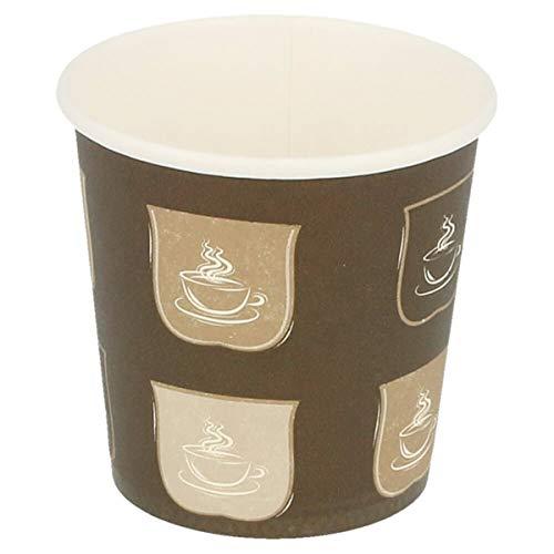 García de Pou 178.34 Gobelets en Papier Jetables pour Café et Autres Boissons Chaudes, 50 Pièces, 120 ml
