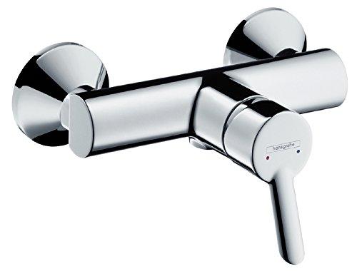 hansgrohe Focus S 31762 09551 8 - Grifo mezclador monomando para ducha (cromo)