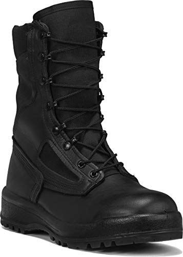 B Belleville Arm Your Feet Men's 390 TROP Hot Weather Combat Boot, Black - 3 W