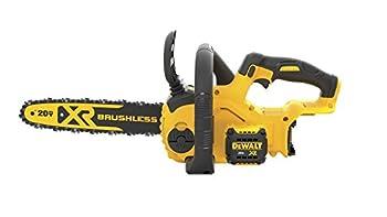 DEWALT 20V MAX XR Chainsaw 12-Inch Tool Only  DCCS620B