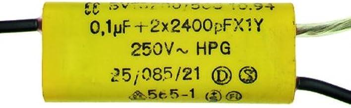 Entstörschutz 0 1µf Elektronik
