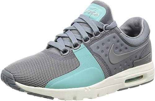 Nike 857661-001, Zapatillas de Deporte Mujer, Gris (Cool Grey/Cool Grey/Sail/Washed Teal), 38 EU