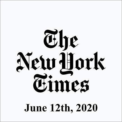 『June 12, 2020』のカバーアート