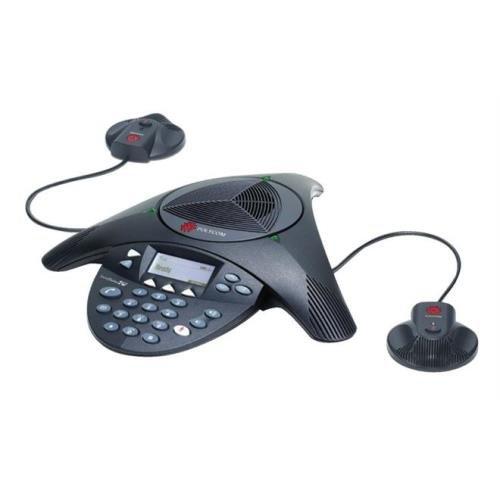 : Polycom, Soundstation 2W ex inkl. Mikrofone