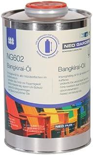 Bangkirai-Öl NEOGARDEN 1 Liter