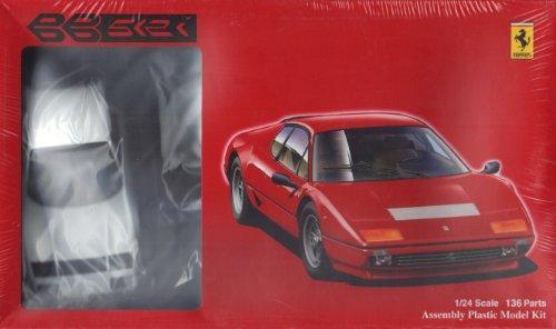 Fujimi 1/24 1983 Ferrari 512bbi Enthusiest Version Mint [Toy] (japan import)