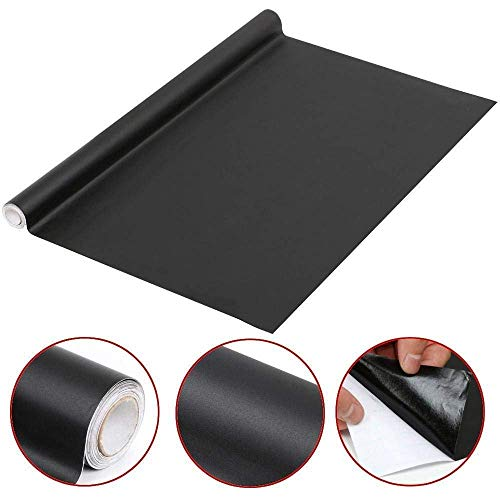 GosFrid Waterproof Chalkboard Chalk Board Blackboard Removable Vinyl Wall Sticker Decal (60 x 200 cm) - 1pc