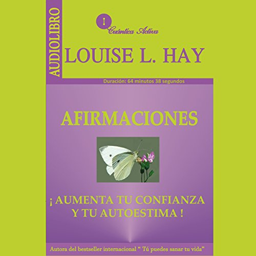 Afirmaciones [Affirmations] audiobook cover art