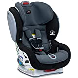 Britax Advocate ClickTight Convertible Car Seat | 3 Layer Impact Protection - Rear & Forward Facing - 5 to 65 Pounds, SafeWash Fabric, Otto