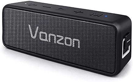Vanzon X5 Pro Bluetooth Speakers - 20W Portable Wireless...