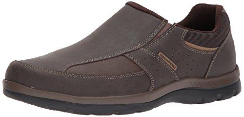 Rockport Rockport - Herren Gyk Slip On Schuhe, 40.5 EU, Brown