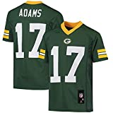 Outerstuff Youth Davante Adams Green Green Bay Packers Replica Player Jersey