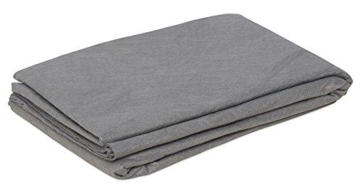 Windhager Tessuto non tessuto Superprotect, grigio 1 x 3 m, 130 g/m²