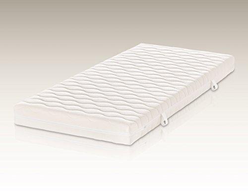 Hüsler Nest Naturlatex matras Universal 2Flex 15 cm, hoogwaardige Talalay natuurlatex matras. Sterk, per zijde, zacht en normaal