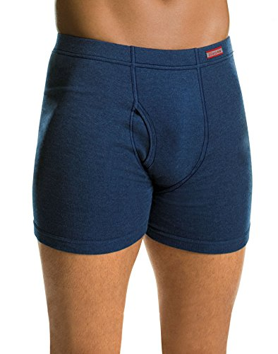 Hanes Red Label Men's FreshIQComfortsoft Extended Sizes Boxer Briefs (4-Pack) (XXX-Large /...