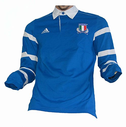 adidas Italien F.I.R. Rugby Trikot Gr.S