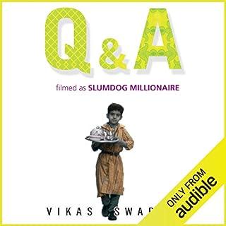 Q & A (filmed as Slumdog Millionaire) cover art