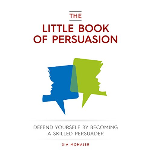 The Little Book of Persuasion audiobook cover art
