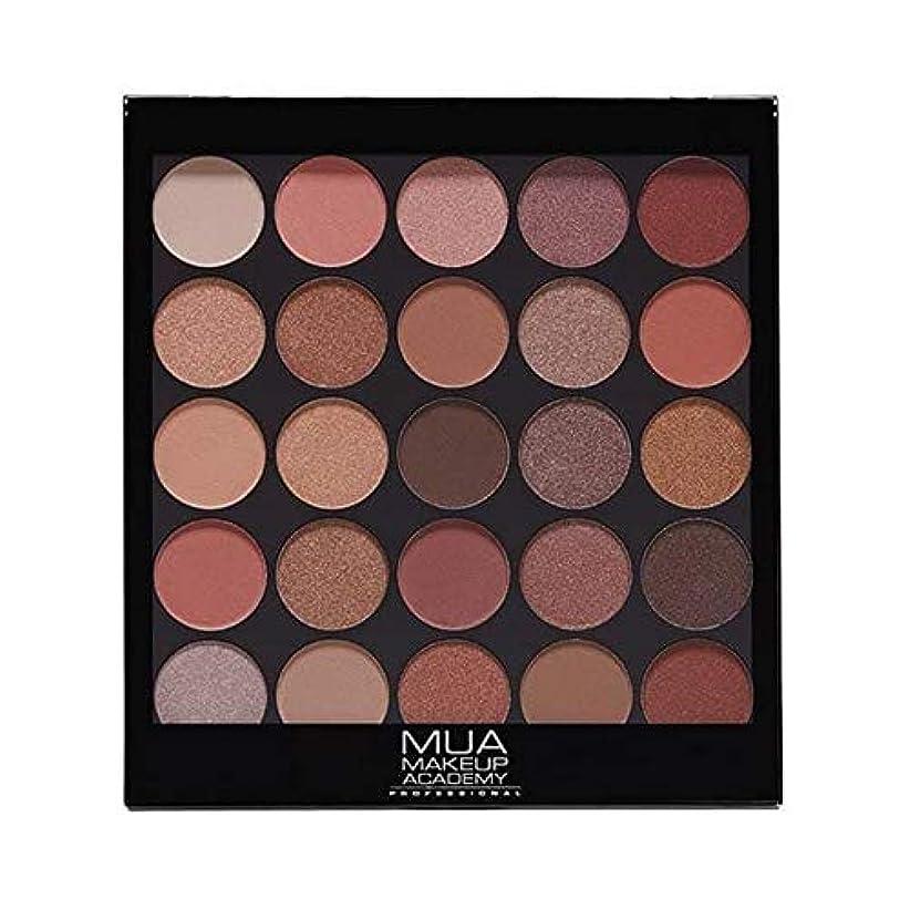 ほとんどない高くみがきます[MUA] Muaのアイシャドウパレット自然強迫観念 - MUA Eyeshadow Palette Natural Obsession [並行輸入品]