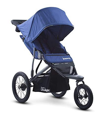 Joovy Zoom 360 Ultralight Jogging Stroller, Large Canopy, Lightweight Jogger,...