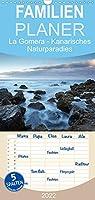 La Gomera - Kanarisches Naturparadies - Familienplaner hoch (Wandkalender 2022 , 21 cm x 45 cm, hoch): Einblicke in das zauberhafte Naturparadies La Gomera. (Monatskalender, 14 Seiten )