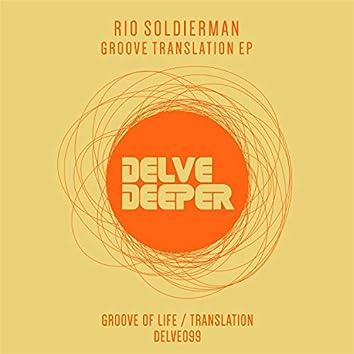 Groove Translation EP