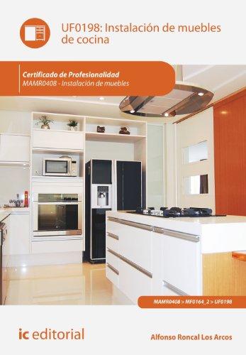 Instalación de muebles de cocina. mamr0408 - instalación de muebles
