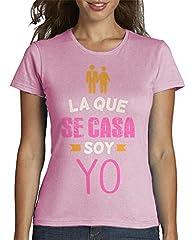Camiseta la Que Se Casa para Mujer