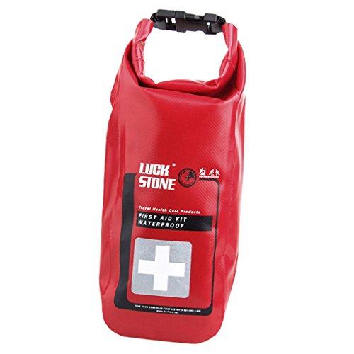 Botiquín de Primeros Auxilios Bolsa Médica para Emergencias al Aire Libre Kit...