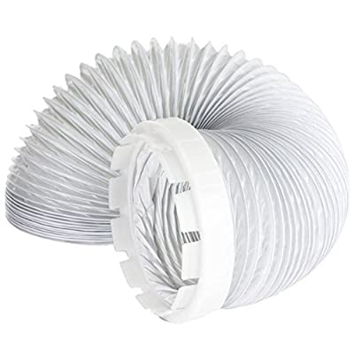 Vent Hose & Adaptor Kit For Creda Tumble Dryer (2 Metres, 4'' Fitting) from Creda