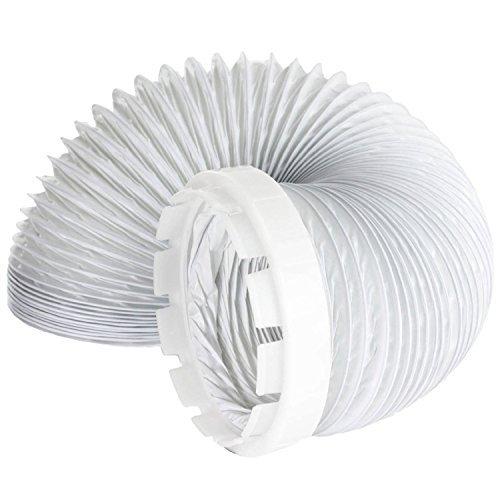 Vent Hose & Adaptor Kit For Creda Tumble Dryer (2 Metres, 4'' Fitting)