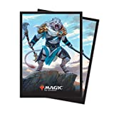 Ultra Pro Magic: The Gathering Core Set 2019 'Ajani, Adversary of Tyrants Deck Protector Sleeves (80 Count)