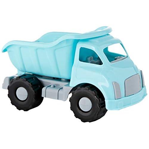 Grandi Giochi Licensing camio Sabbia Fisher Price, Colore Blu, GG01807