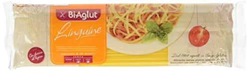 Biaglut Pasta, Linguine - 10 pacchi da 500 gr, Senza glutine