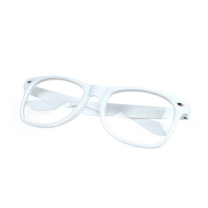 FancyG Classic Retro Fashion Style Clear Lenses Glasses Frame Eyewear