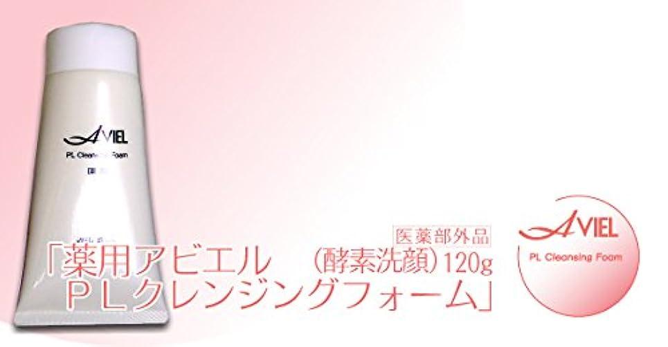 パイプラインメジャー複製黒麗(KOKUREI) 薬用アビエル PLクレンジングフォーム (酵素洗顔) 120ml