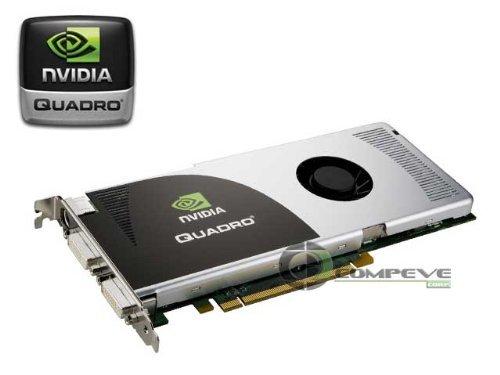 HP NVIDIA Quadro FX 3700 512MB GDDR3 (256bit) PCI-Express x16, [Importado de UK]